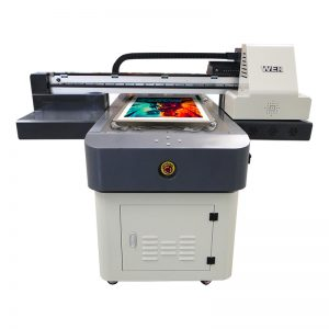 a4サイズデジタルuv印刷機pvcキャンバス布カーペット革プリンタ