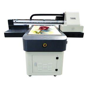 熱い販売a1 / a2 / a3 / a4小型デジタル紫外線フラットベッドプリンター6090