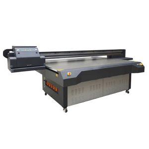 ガラス印刷のための大判カメラの高速デジタル平面中国の紫外線プリンター