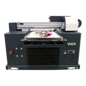 最新デザインa3インクジェット生地バナープリンタ印刷機