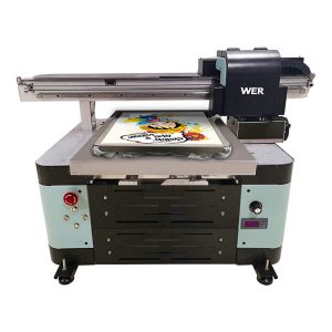 自動衣服印刷機a2サイズuv tシャツ印刷機