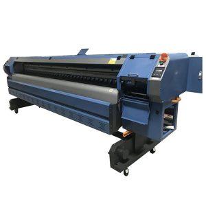 エコ溶剤プリンター10フィートフレックスバナー印刷機