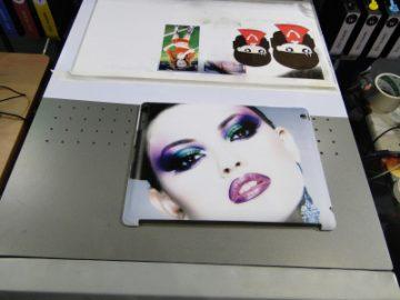 iPadのケース印刷
