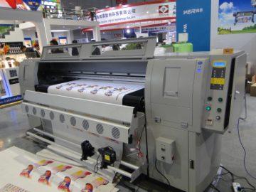 レザー印刷機