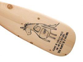 木製パドル
